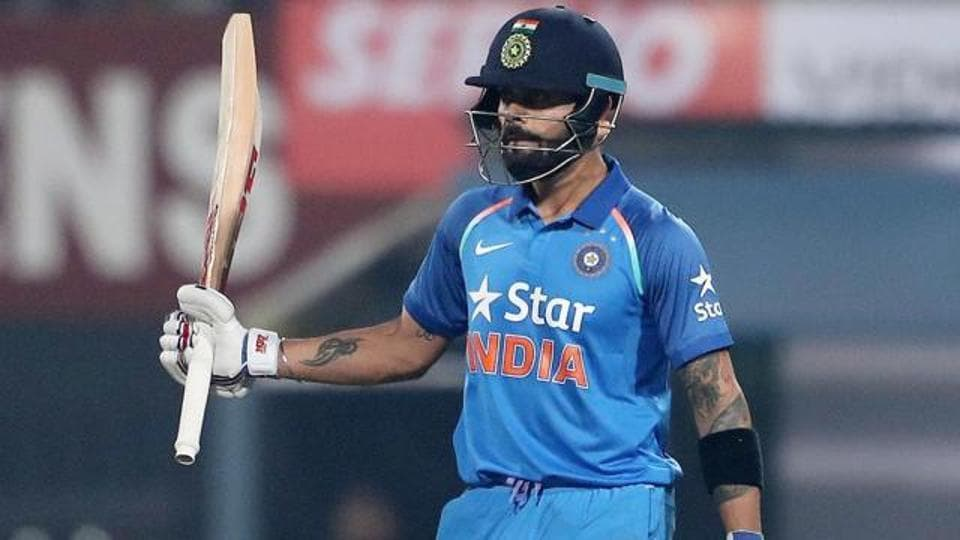 Virat Kohli played to his credentials in the ICC Champions Trophy and was a vital cog in the top-order with three half-centuries to his name. (BCCI)