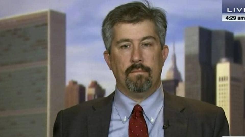 Jay Solomon, journalist.