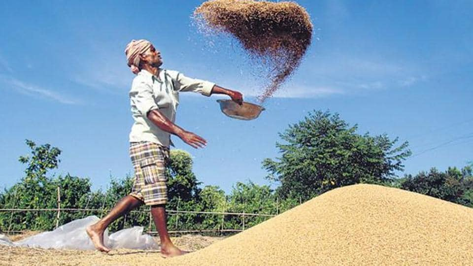 The Central government had approved 34 mandis for e-NAM and had allotted Rs 30 lakh per month.