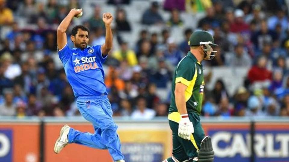 Mohammad Shami was India's highest wicket-taker when they toured West Indies in 2016 (AP)