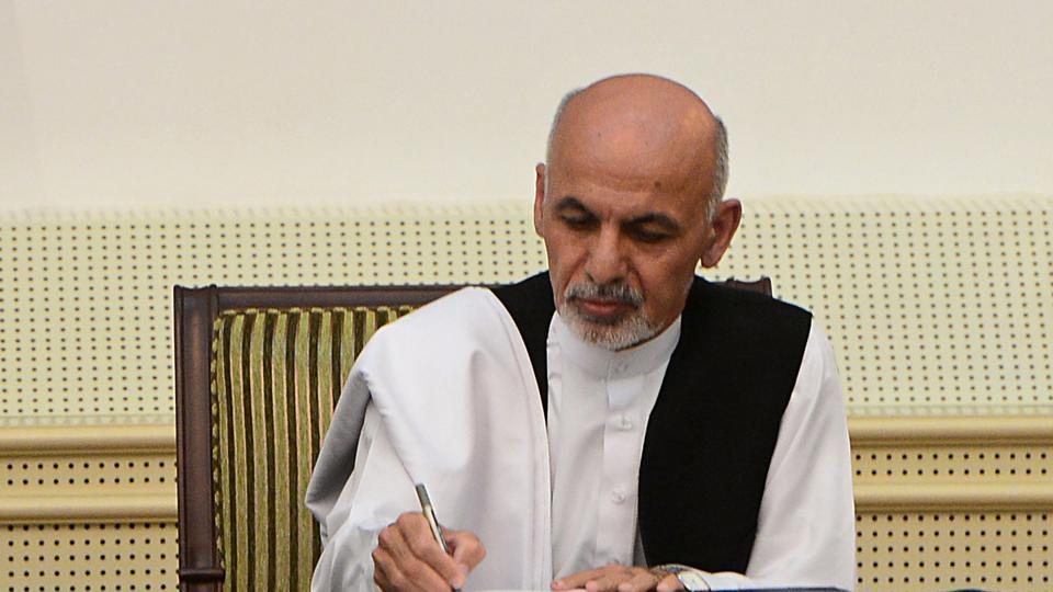 President Ashraf Ghani extended the assembly's mandate until elections were feasible, prompting many to question the legality of his decision.