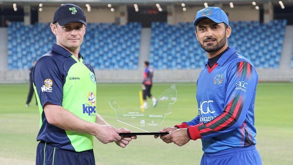 ICC,ICC Test status,Afghanistan Cricket Team