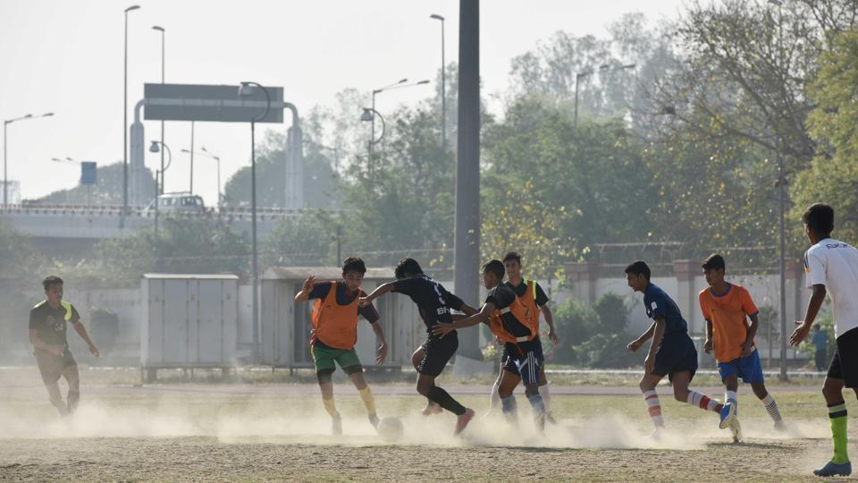 The university will begin sports trials from June 27 and most applicants are looking to make a mark through football, followed by basketball, athletics and volleyball.
