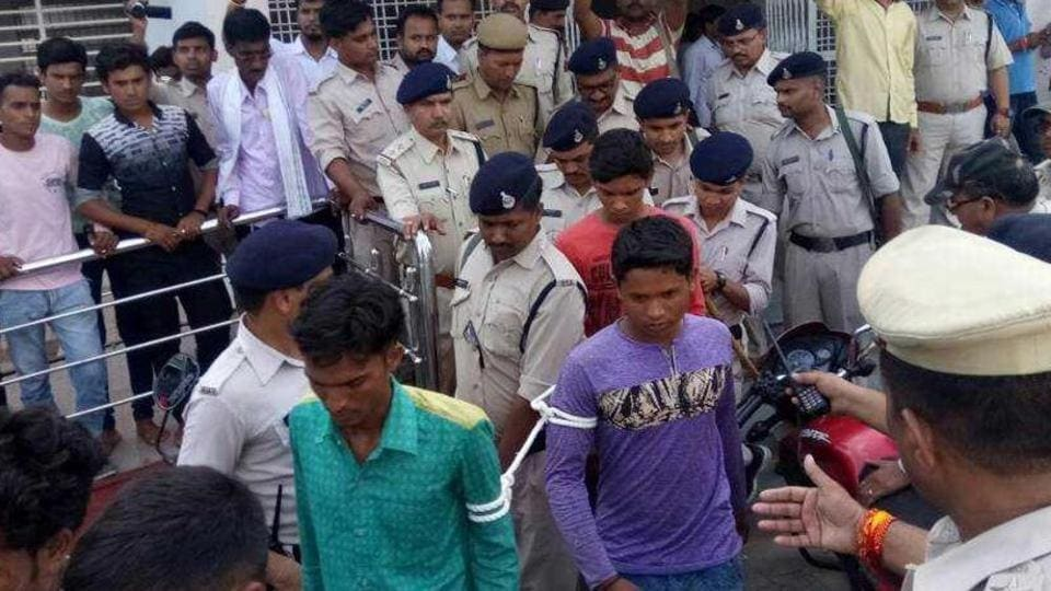 The 15 youths were arrested on charges of sedition, but the charges were dropped by Madhya Pradesh Police on Thursday.