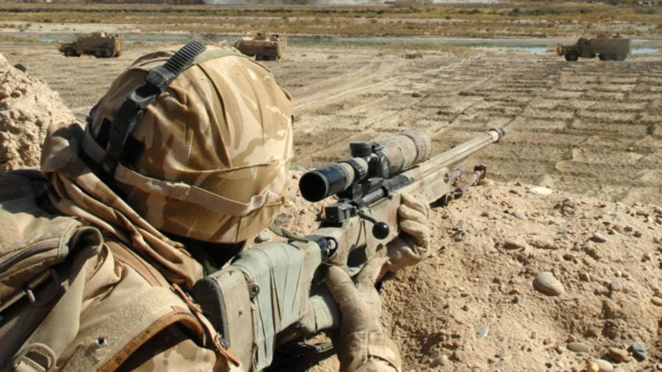 Canadian sniper,Canadian Armed Forces,Joint Task Force 2