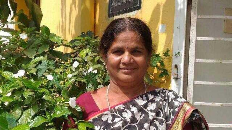 S Ranganayaki, 65.