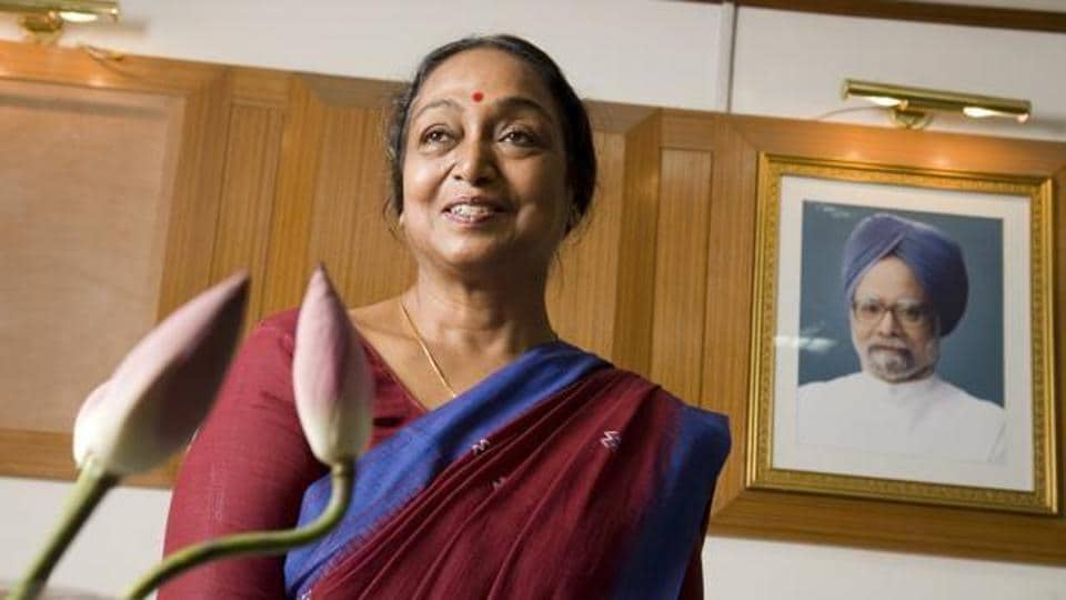 The Opposition parties on Thursday chose former Lok Sabha speaker Meira Kumar as their candidate to take on National Democratic Alliance's presidential nominee Ram Nath Kovind for the next month's election.