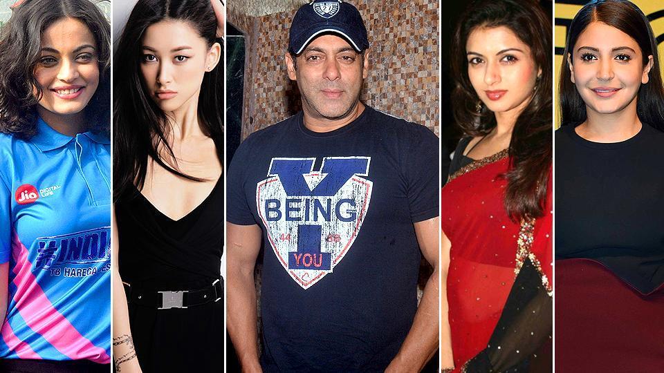 Salman Khan (51) will soon be seen opposite Zhu Zhu (32) in Tubelight.