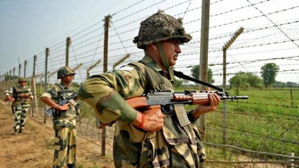 BorderSecurity Force,Pathankot,Pakistan