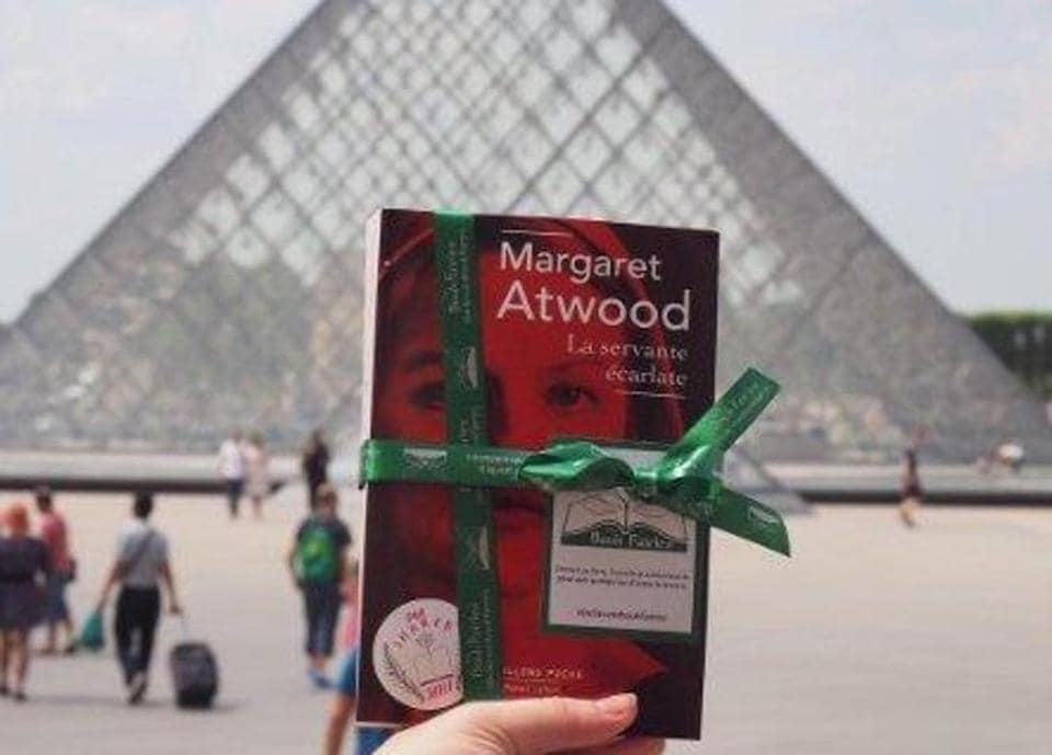 Watson partnered with The Book Fairies, an organisation that hides books around cities and lets book lovers discover and read them (BookFairies\Twitter)