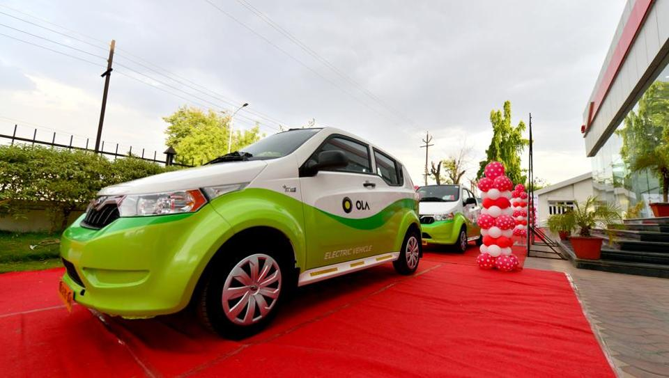 OLA partners with Andhra Pradesh government to create 25,000 jobs by 2022