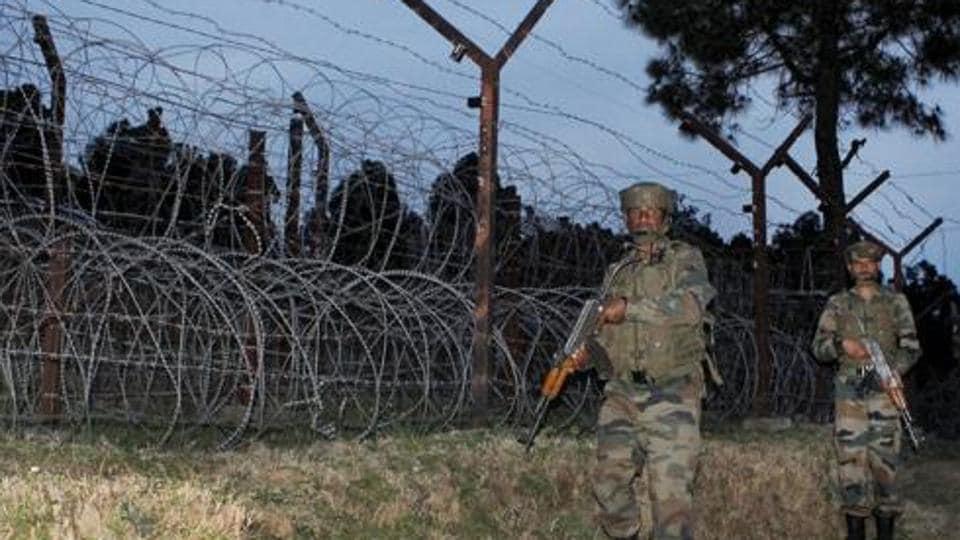 Poonch,Border Action Team,India-Pakistan ties