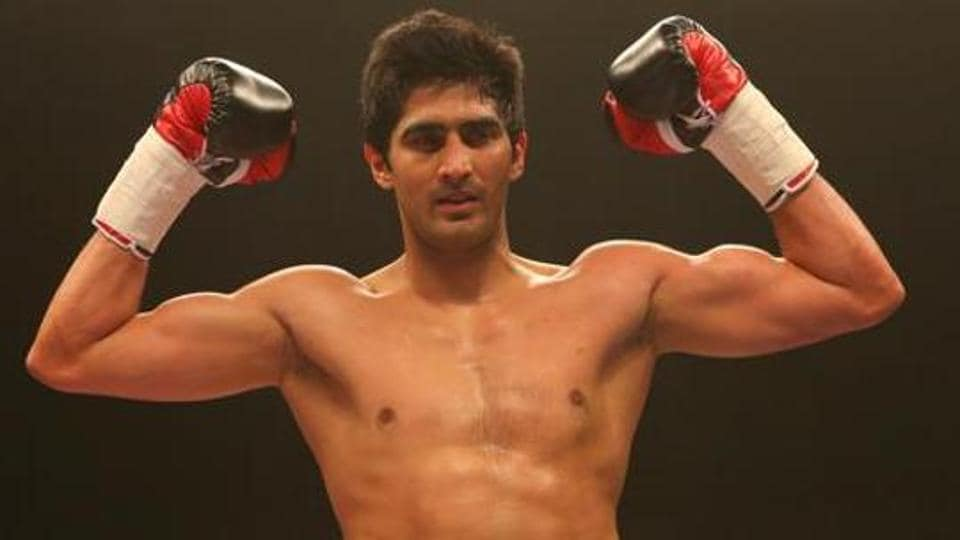 Vijender Singh, who recently retained his WBO Asia Pacific Super Middleweight title entered professional boxing in the year 2015.
