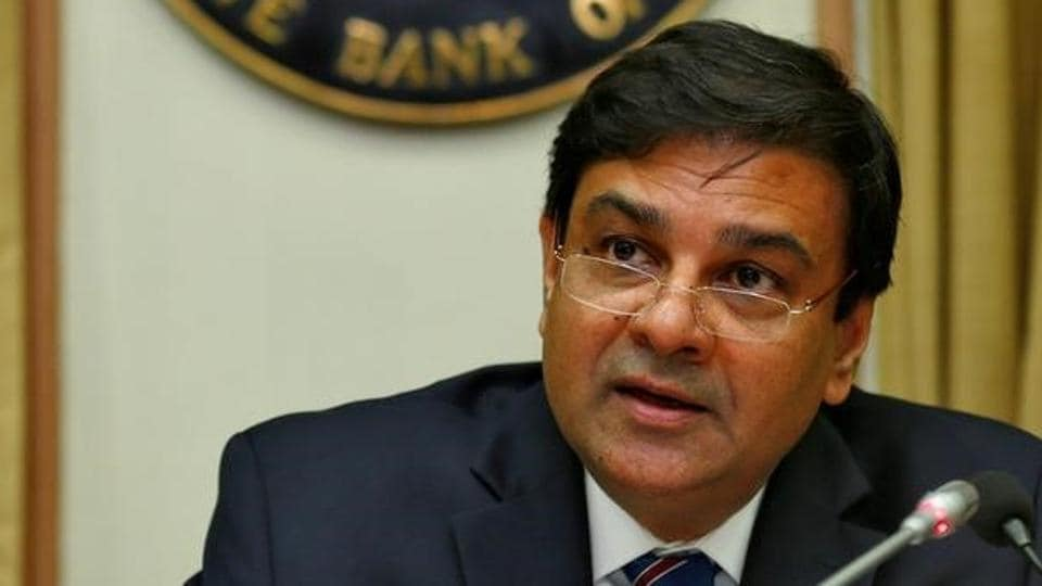 The Reserve Bank of India Governor Urjit Patel