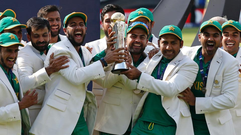 Sedition charge,Pakistan victory,Pakistan ICC Champions Trophy