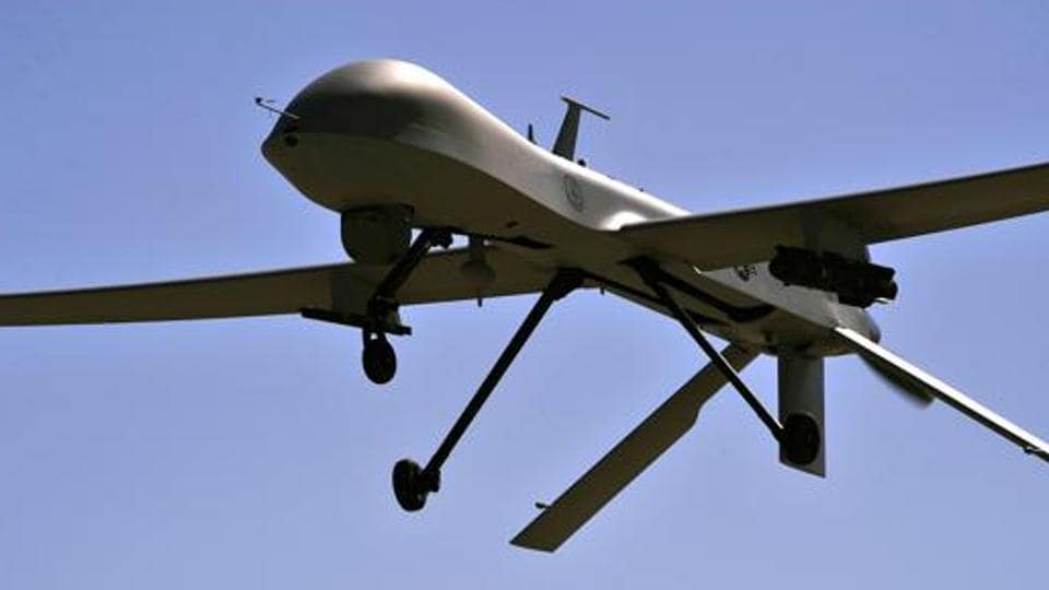 The Trump administration is considering whether to expand drone use for purposes such as deliveries where aircraft would fly beyond the sight of an operator. Security issues would need to be resolved.
