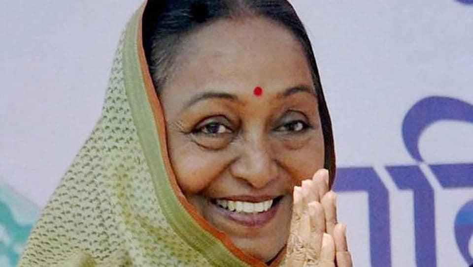 BSP,Meira Kumar,Mayawati