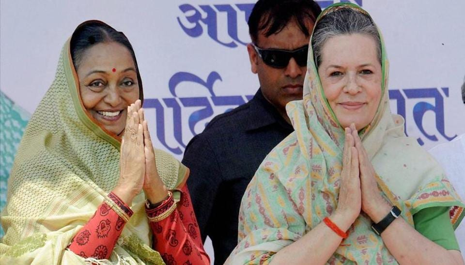Meira Kumar, a former diplomat and daughter of the late Dalit icon Jagjivan Ram, was the unanimous choice of the 17 opposition parties at a meeting today.
