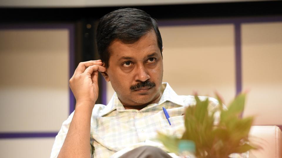 Aam Aadmi Party convener Arvind Kejriwal