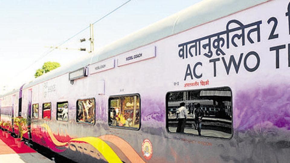India Railways will run a new train from Varanasi to Vadodara starting June 23, 2017.