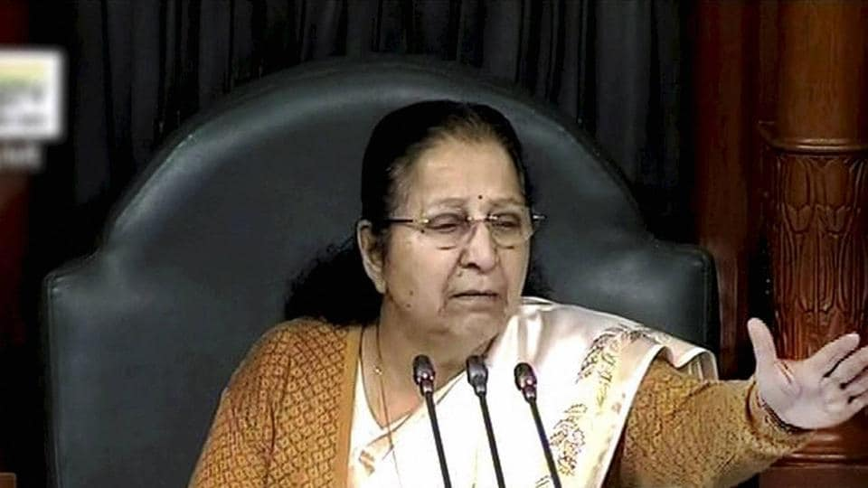 """Lok Sabha speaker Sumitra Mahajan has said that journalists must maintain objectivity in their work, use """"beautiful language"""" and sometimes avoid telling the unpleasant truth"""