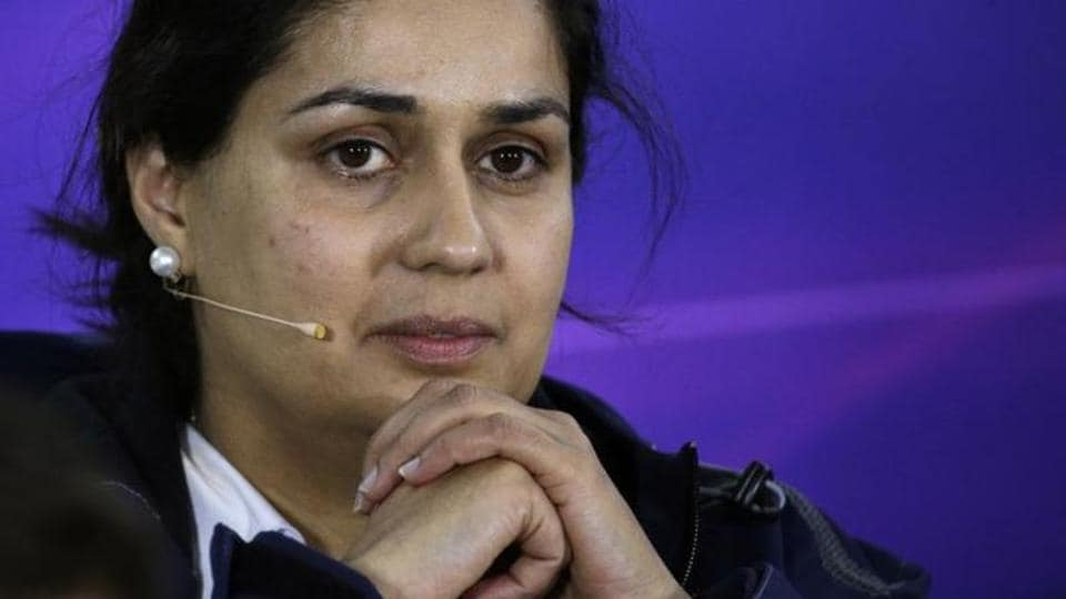 Formula 1 team Sauber's team principal Monisha Kaltenborn has quit the Swiss outfit.