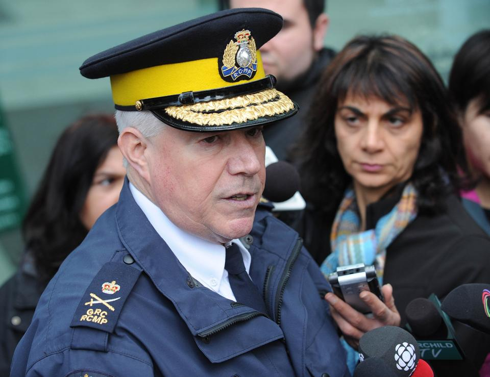 Gary Bass, retired RCMP deputy commissioner, at one point headed the investigation into the bombing of Air India flight 182.