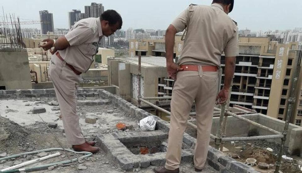 Gurgaon: 20-year-old woman drowns in water tank at Badshahpur construction site