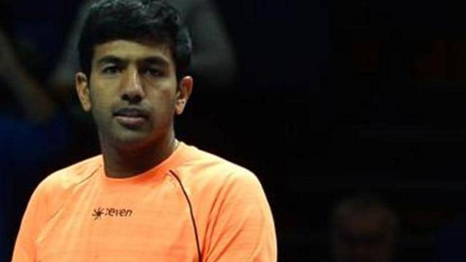 Rohan Bopanna recently won the French Open mixed doubles title.