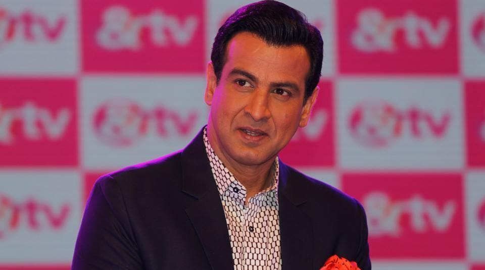 Ronit Roy,Bollywood actor Ronit Roy,NTR