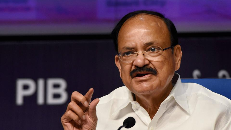 Loan waiver should only be done in extreme situations, says Venkaiah Naidu