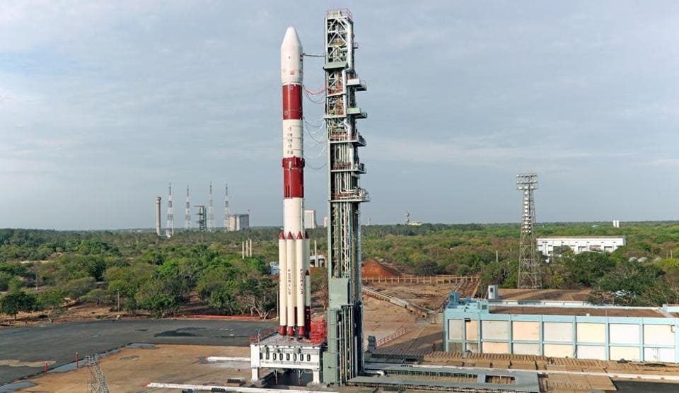 Indian Space Research Organisation (ISRO) on Friday successfully launched 31 satellites from First Launch Pad of the Satish Dhawan Space Centre in Sriharikota. (ISRO)