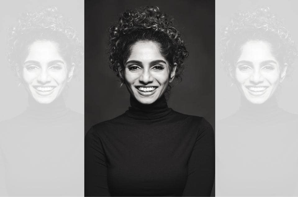 I always hear 'You are very funny'. Nobody calls me pretty, says Jamie Lever (Styling: Trisha Djani)