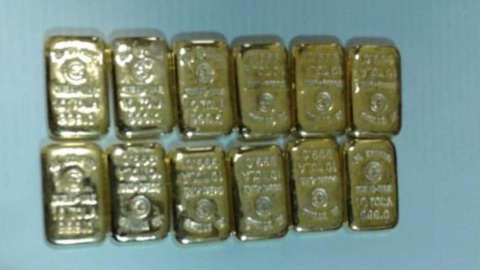 According to another officer, the wheel-chair bound passenger  was not arrested as the value of the seized gold was less than Rs20 lakh.