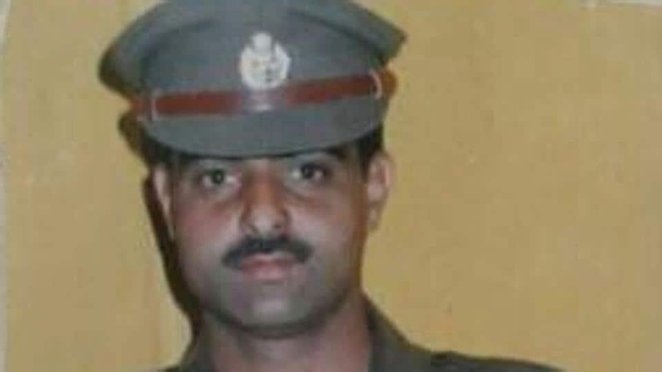 Deputy superintendent of police Ayub Pandith who was killed in Srinagar.