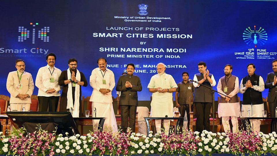 Thiruvananthapuram,Smart City Mission,Venkaiah Naidu
