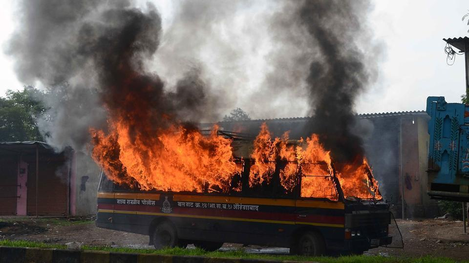 Mumbai city news,Maharshtra farmers' protest,violent clashes Maharashtra