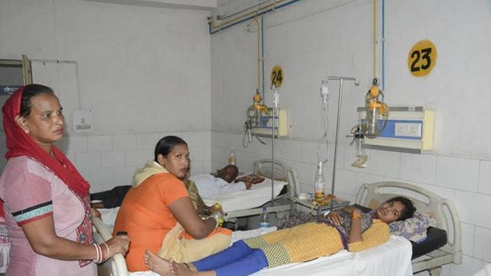 Health Minister Satyendar Jain said 50 cases of dengue and 105 cases of chikungunya had been reported in the national capital this year.