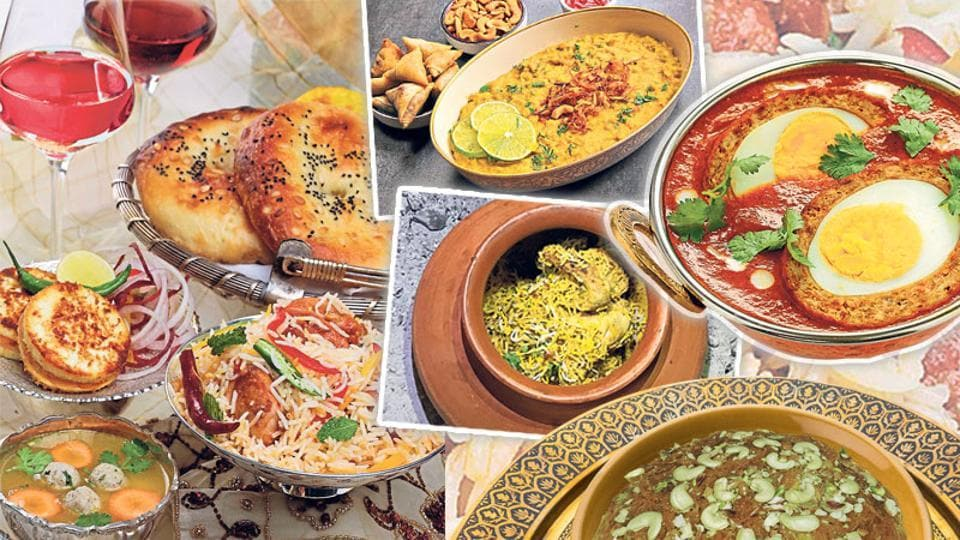 The traditional Eid spread features a smorgasbord of flavours.