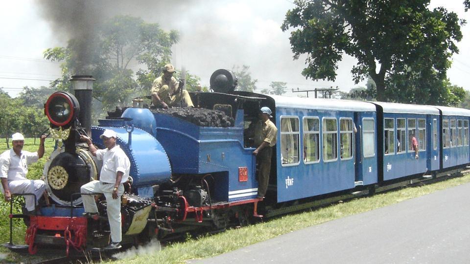 Darjeeling Himalayan Railway was accorded the UNESCO World Heritage status in 1999.