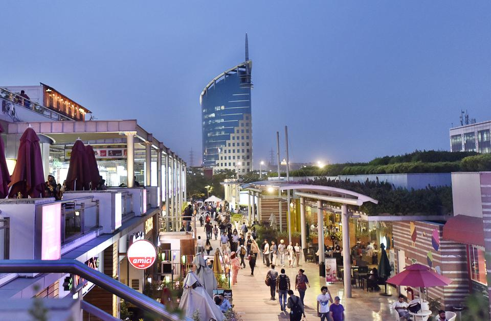 Wendy's at Gurgaon's CyberHub was one of the two pubs to be fined on Wednesday.