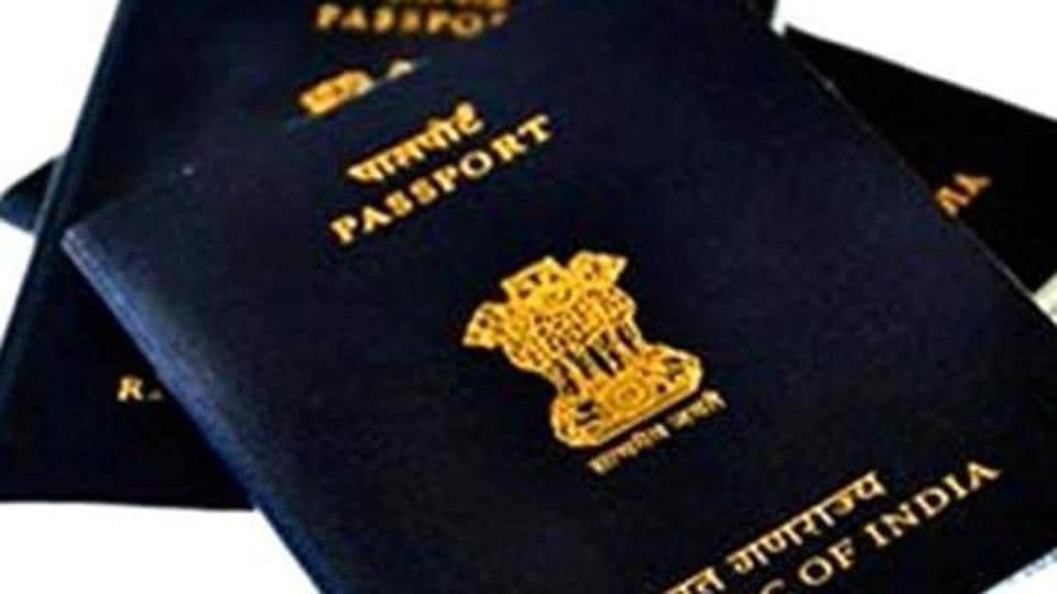 Personal details in passports are now printed only in English.