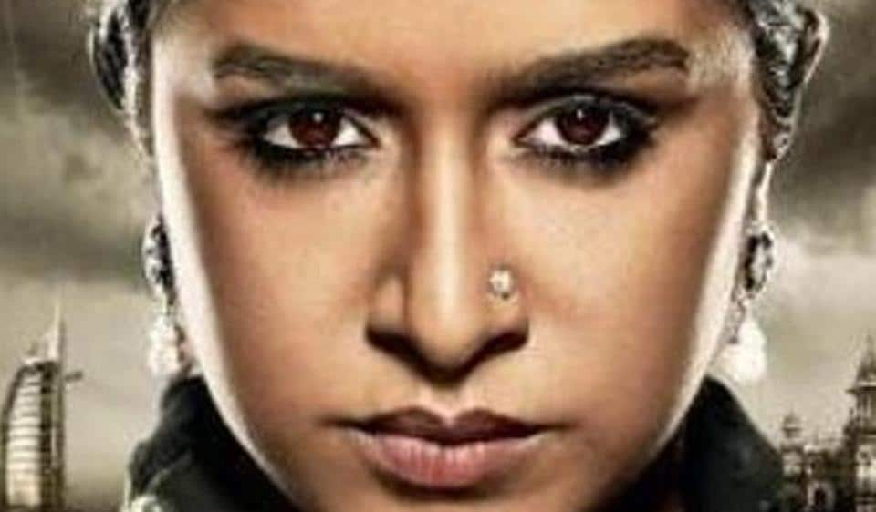 Shraddha plays the titular role in Haseena.