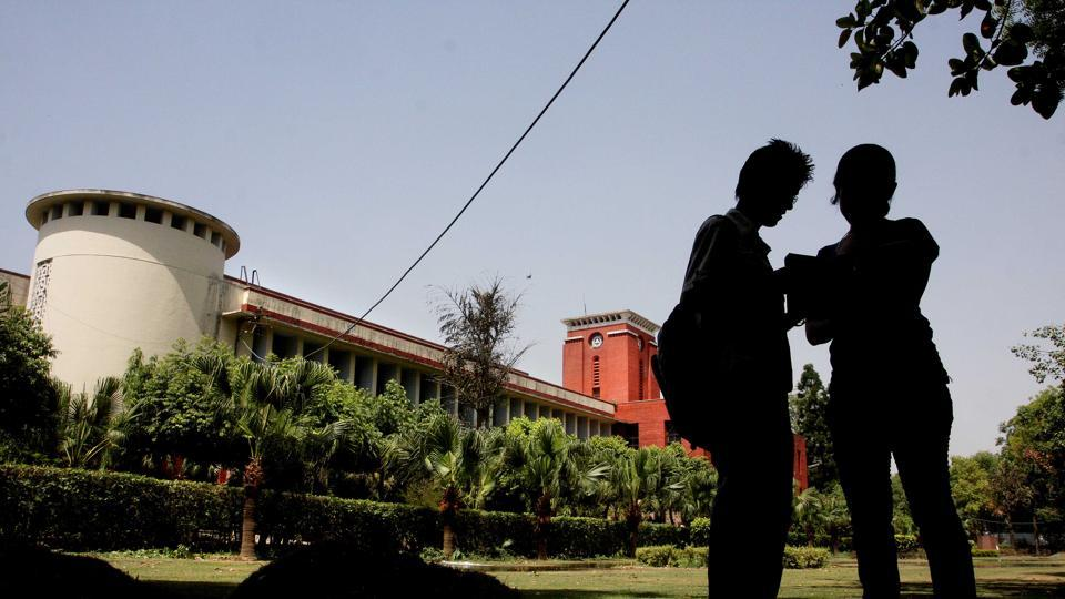 Delhi University's Shri Ram College of Commerce (SRCC) has announced its first cutoff.