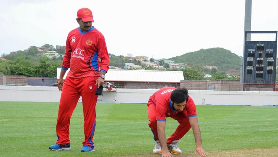 Afghanistan national cricket team,Lalchand Rajput,Test nation status