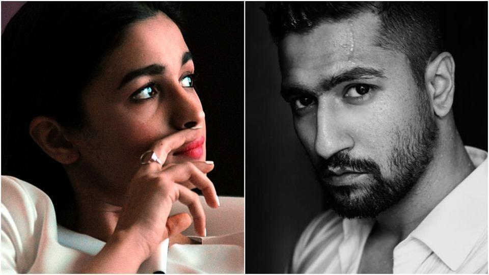 Alia Bhatt,Vicky Kaushal,Actor