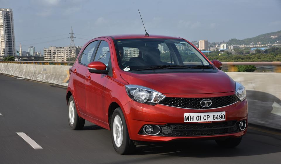 The latest car to receive an AMT gearbox is the Tata Tiago.