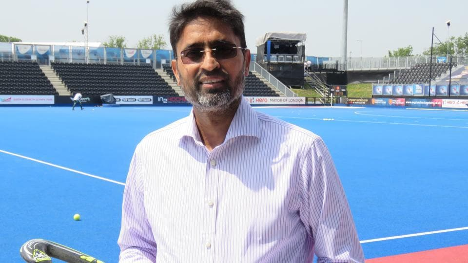 Shahbaz Ahmed,Pakistan Men's Hockey Team,Hockey World League Semi-Final