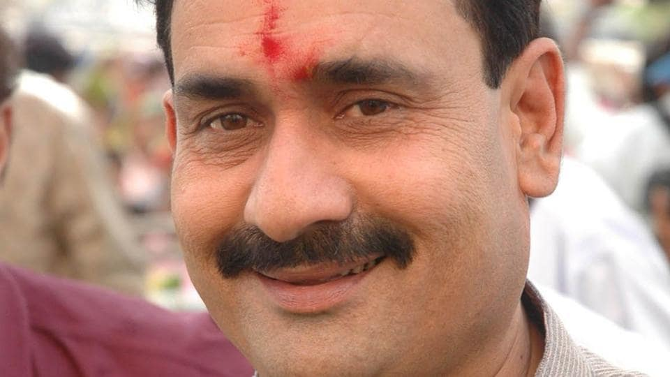 Narottam Mishra is considered number two in the Madhya Pradesh government and the decision is being seen as a big blow to chief minister Shivraj Singh Chouhan who is battling a string of farmer suicides and crop protests.