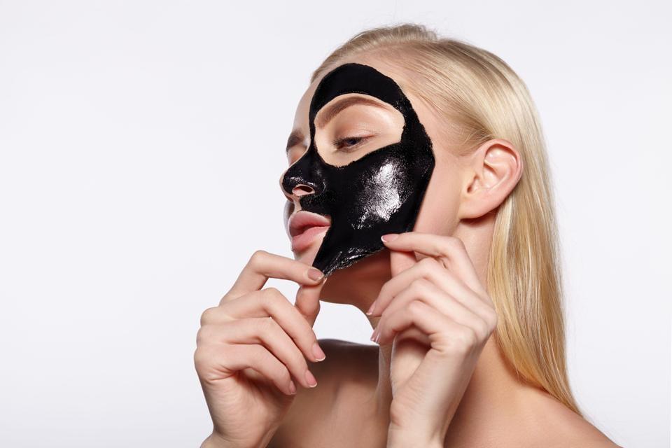 Skin,Beauty,Charcoal masks